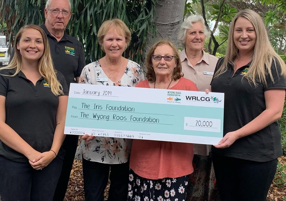 Wyong Roos Foundation renews its support