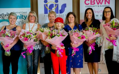 Inaugural CBWN Women's Resilience Awards a success