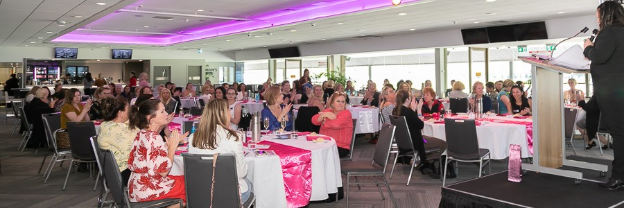 More than 90 women gathered for the first CBWN event held in Gosford